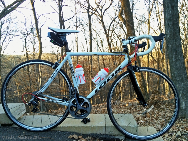 2009 LOOK 585 Pro Team, completely rebuilt w/ Shimano Dura-Ace 9000 components & wheels